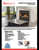 Regency Panorama Fireplaces Brochure